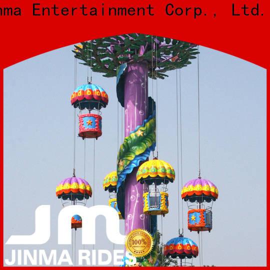 Jinma Rides Wholesale custom freefall tower China on sale