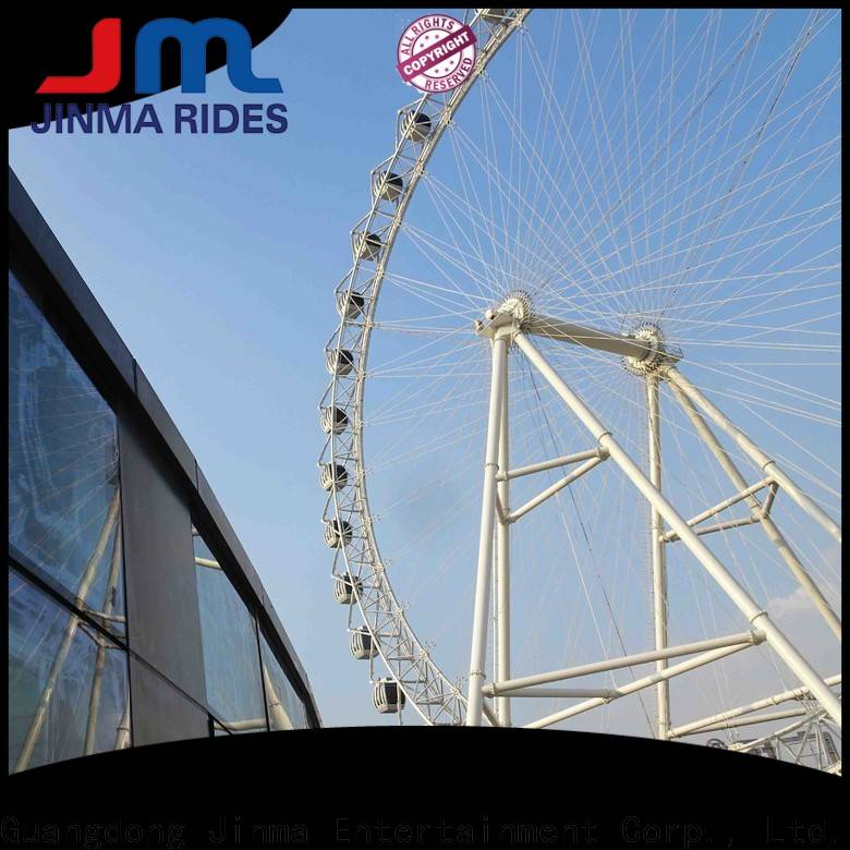Jinma Rides Bulk buy best best ferris wheels builder on sale