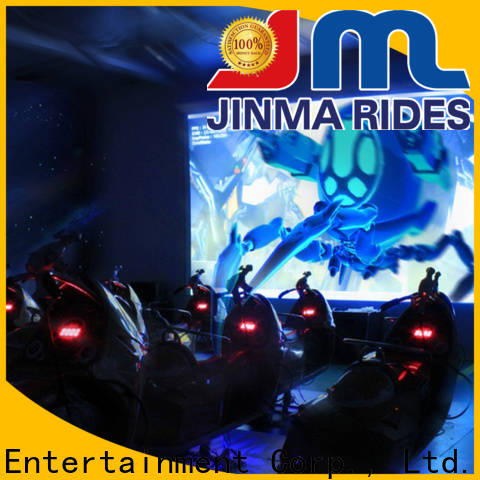 Jinma Rides Wholesale high quality 4d dark ride for business on sale